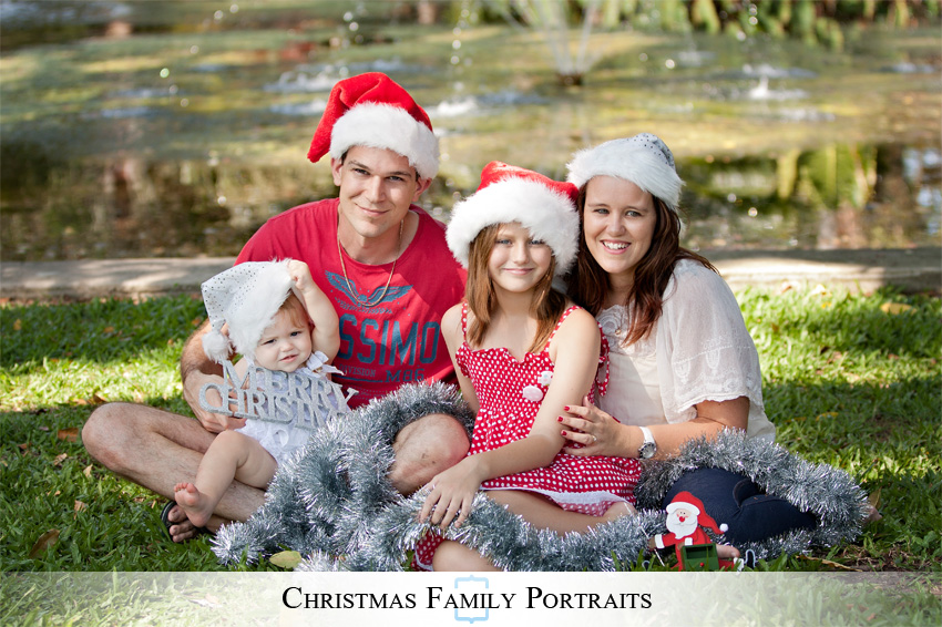 christmasportraits01 Christmas Family Portraits